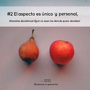 ¡Empieza a quererte! - Lemon's Secrets