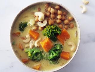 Curry (picante o no) anti resfriados