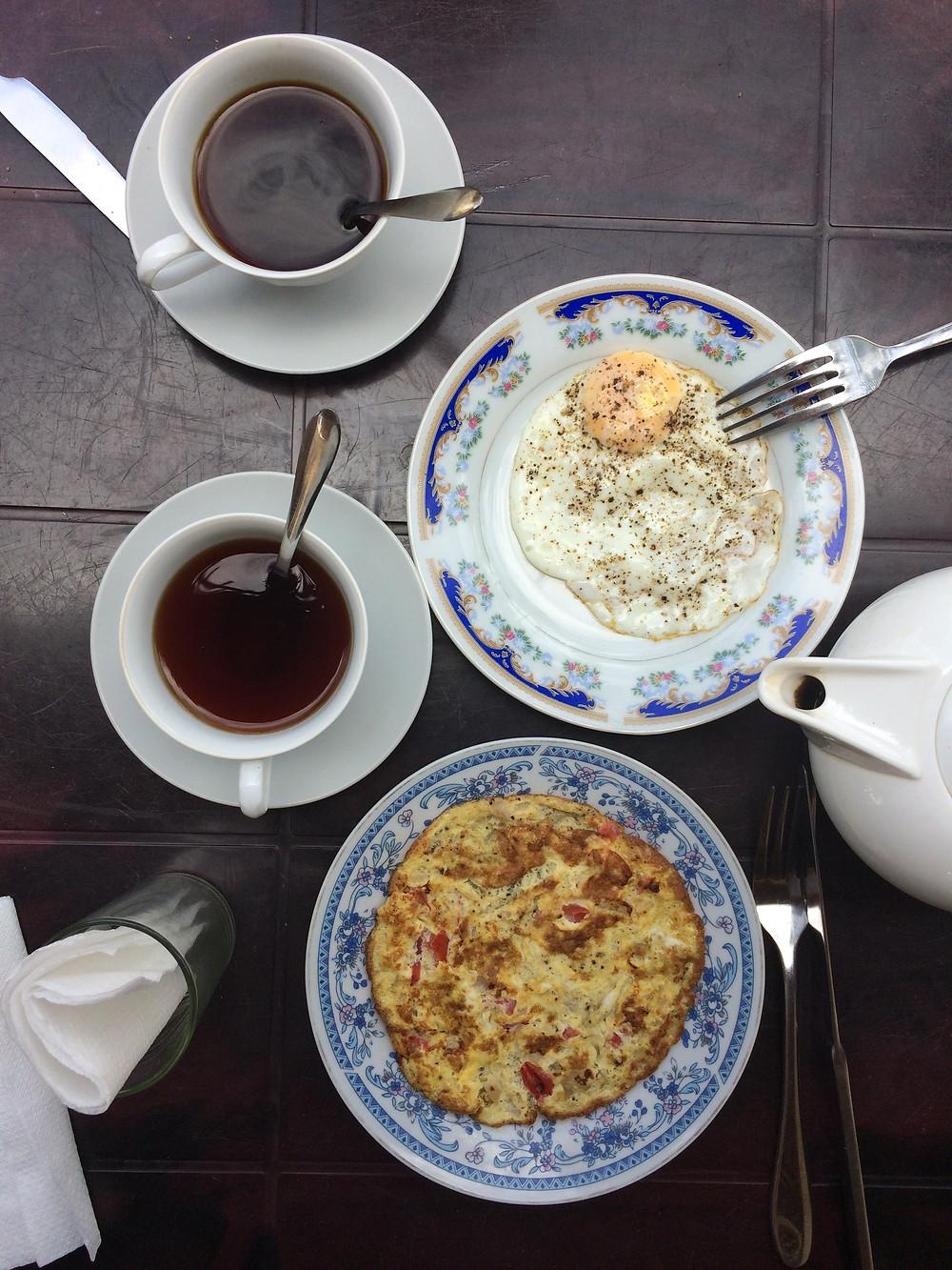 Sri Lanka Omelette