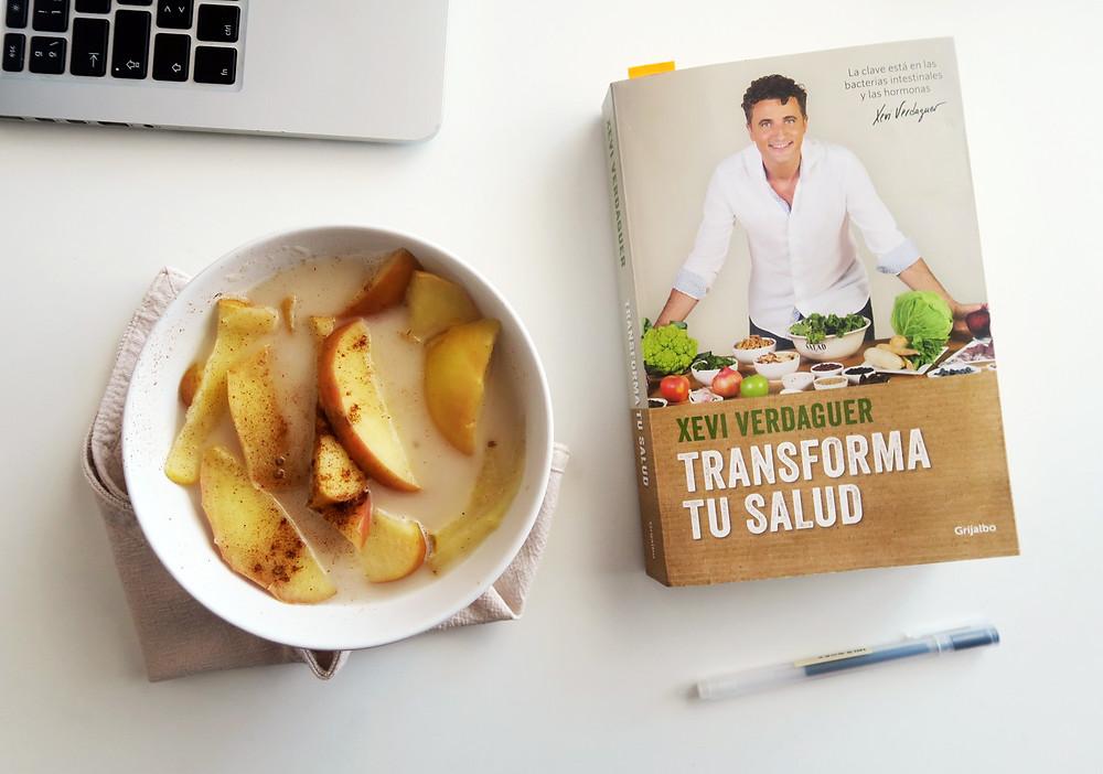 Libro Xevi Verdaguer - Trsanform tu salud