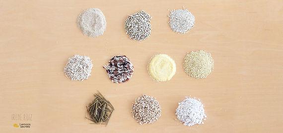 Los cereales | Foto by Lemon's Secrets & @IreneRuizPosadas