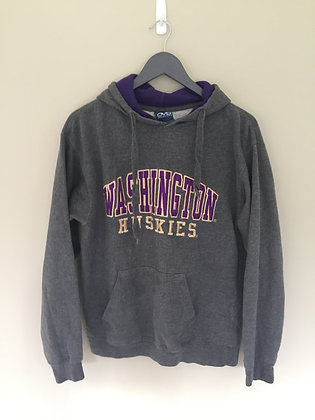 Washington Huskies Collage hoodie (M)