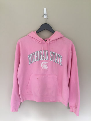 Michigan State Collage Hoodie (S)