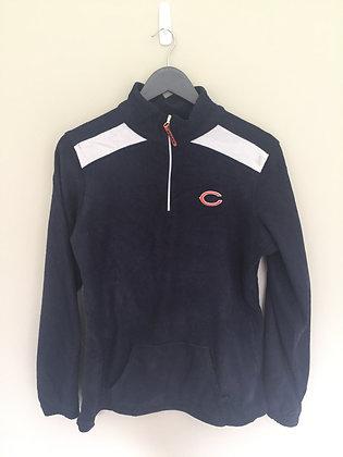 Chicago Bears 1/4 zip (M)