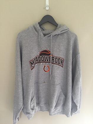 Meadowbrook basketball hoodie (L)