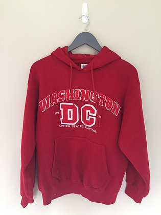 Washington Collage Hoodie (M)