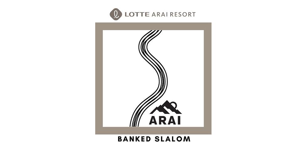 ARAI BANKED SLALOM 2021