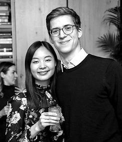 Gründer Julia Zhang Axel Metzger | Biografie schreiben bei blauerfaden.de