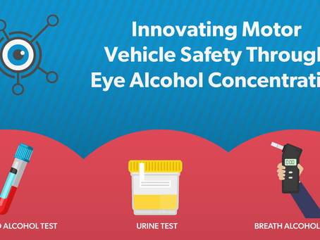 Innovating Motor Vehicle Safety Through Eye Alcohol Concentration