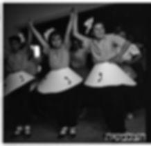 Chanukah Play, Ra'anana, 1948