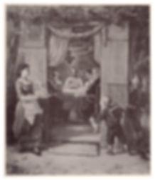Sukkot, Moritz Daniel Oppenheim, 1867