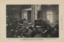 Photograph of Alfred Dreyfus' Second Trial, August 7, 1899