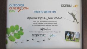 Thank you Skern Lodge!