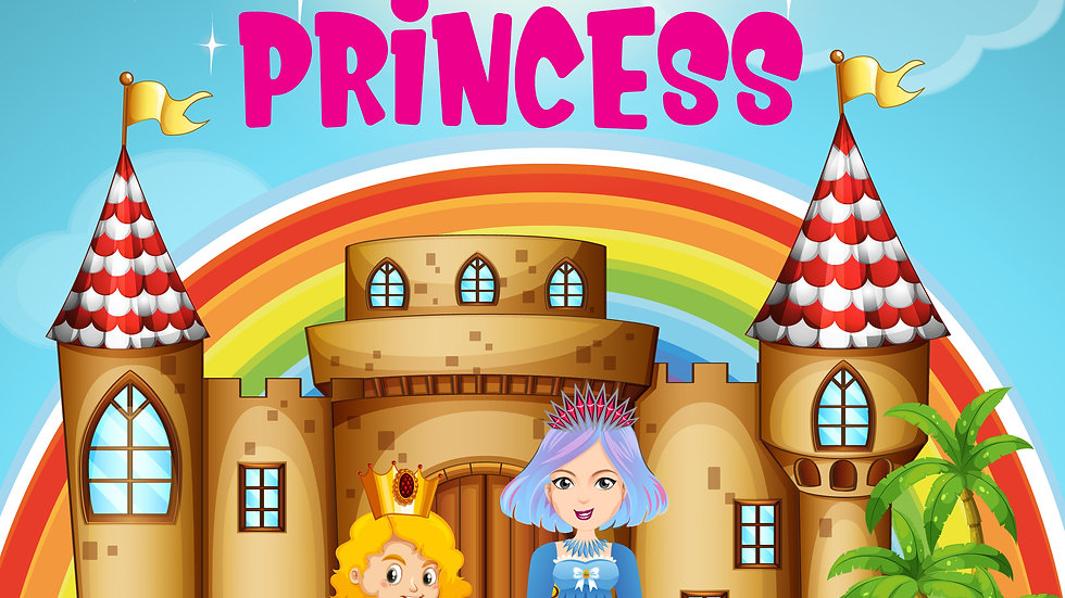 My Mother is a Princess - Signed Copy