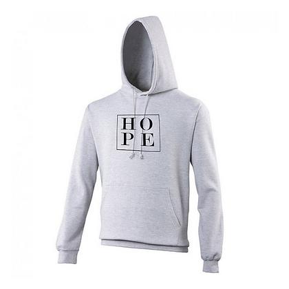Little box of Hope Hoodie - Grey
