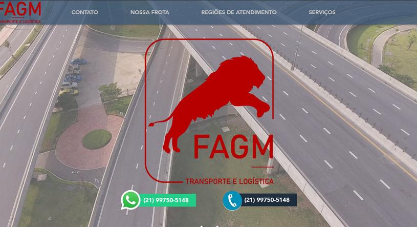 FAGM _ FAGM Transportes - Google Chrome