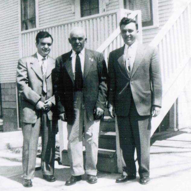 Cristofor, Gus, Sam Lombardo
