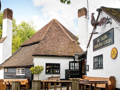 Top 10 Outside venues for Events in Hertfordshire!