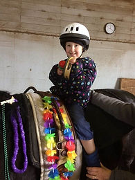 Every ride is a celebration at Pegasus C