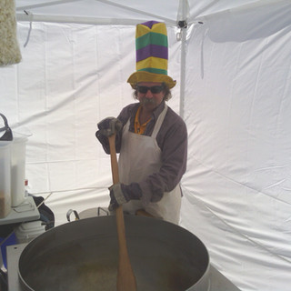 stirrin it up in Ponchatoula