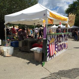 Street fair, Slidell