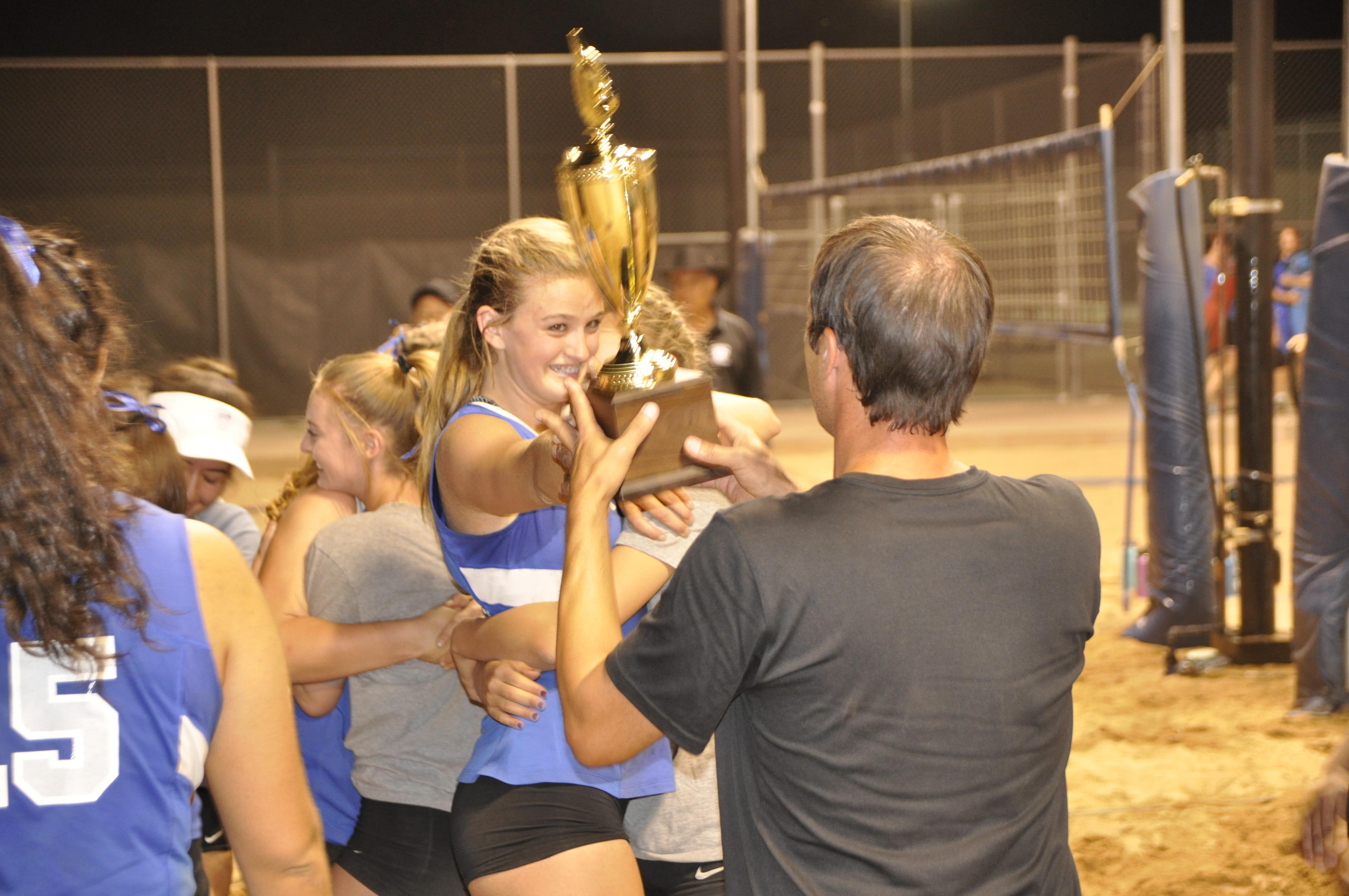 KC - Pete Trophy