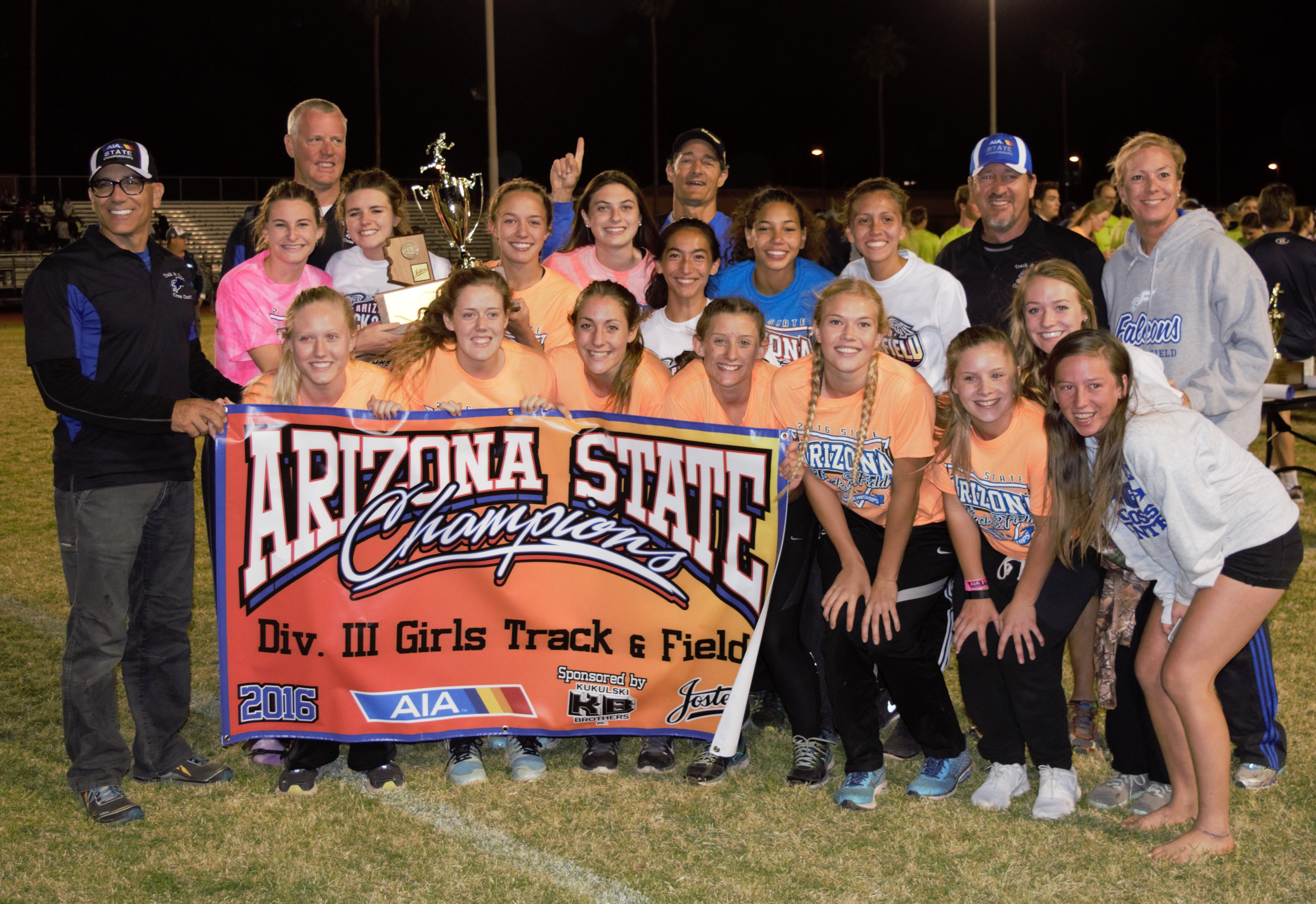 track team photo state champions 2016