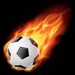 soccer-ball-on-fire-vector-stock_k688637