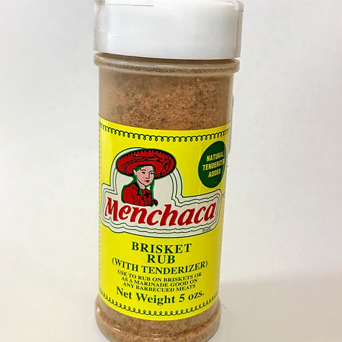 Menchaca - Brisket Rub