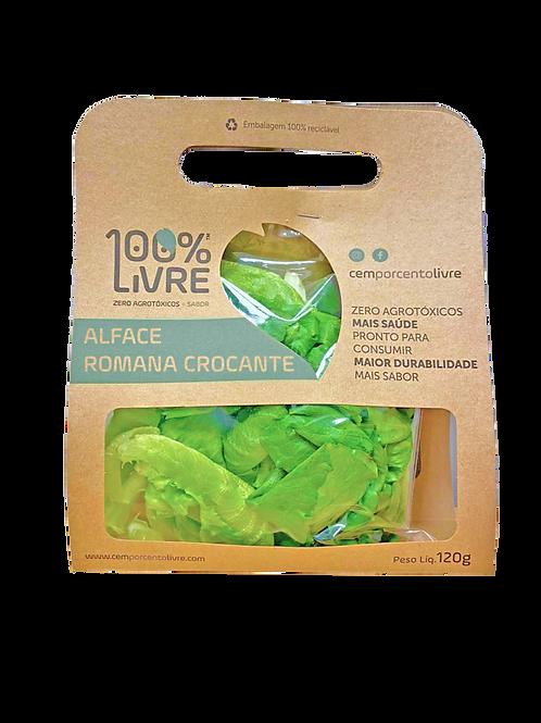Alface Romana Crocante