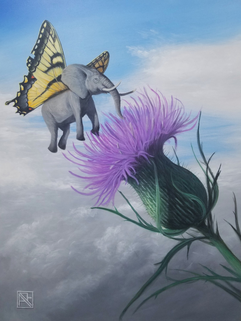 Flutter by the Thistle