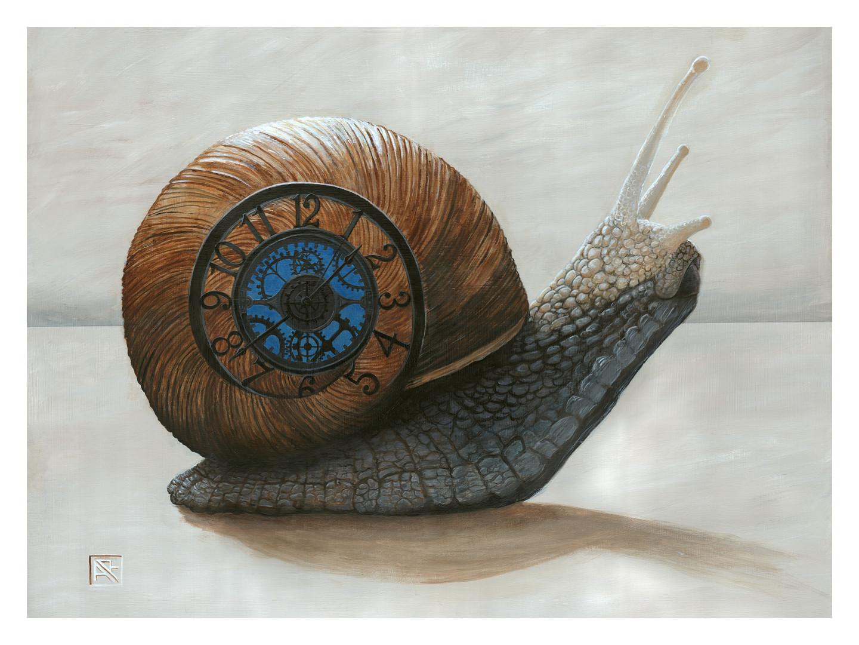 March of the Mollusk 12x16.jpg