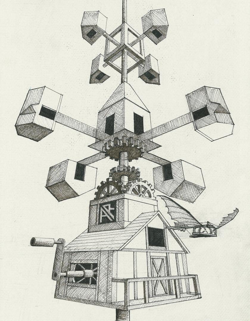 DaVinvi's Treehouse