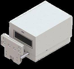 Pneumatic shielding box RT-2331P