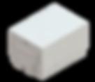 Pneumatic shielding box