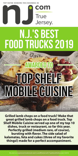 Top 40 Food Truck in NJ