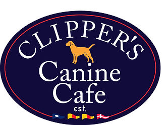 Clipper's Canine Cafe Logo