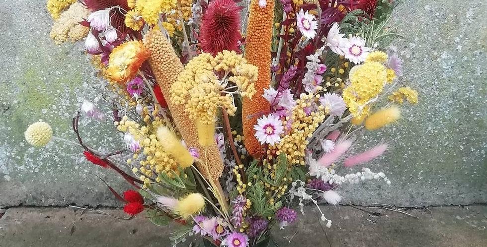Bouquet Aura Quartz