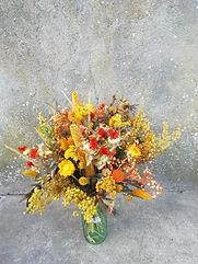 Bouquet grenat hessonite.jpg