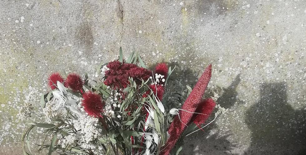 Bouquet vanadinite