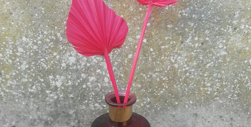 Feuille de palmier S rose