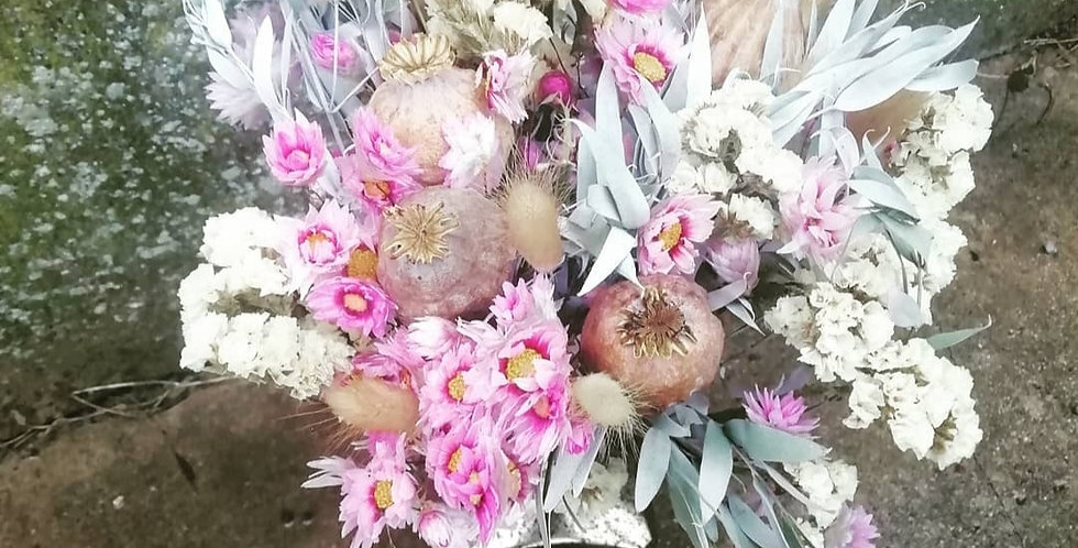 Bouquet Fluorine rose