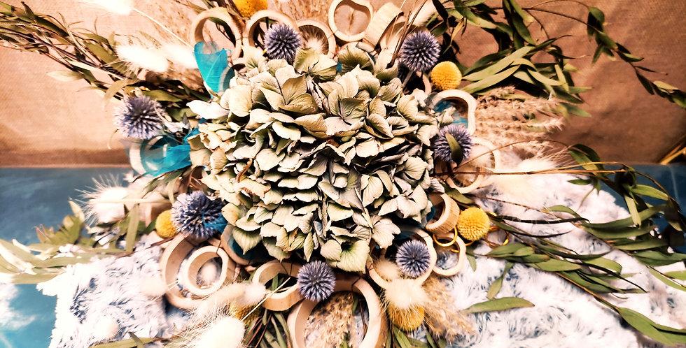 Bouquet serpentine