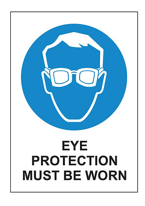 Eye Protection (PVC)
