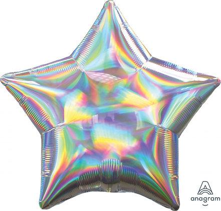 Estrellas Holográficas 48cm