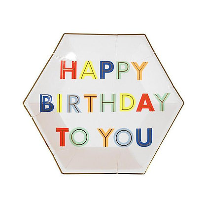 Happy Birthday To You Plato Chico
