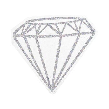 Diamante servilletas