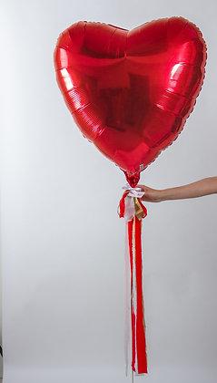 Corazón Jumbo Liso