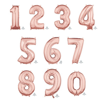 Números 90cm