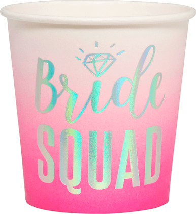 Bride Squad shots